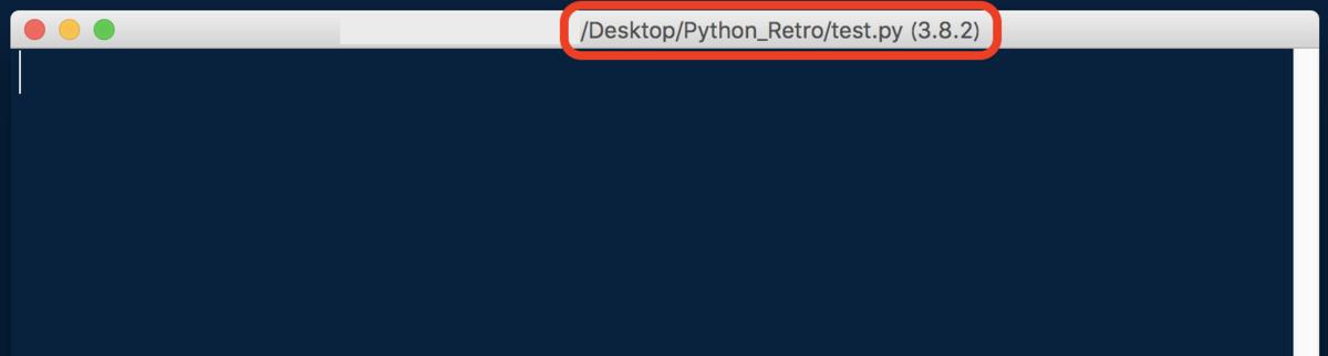 FinderでPythonファイルを開く2