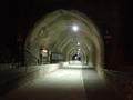 古いトンネル