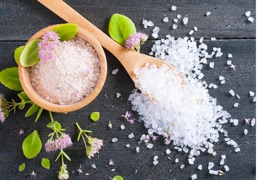 salt bath