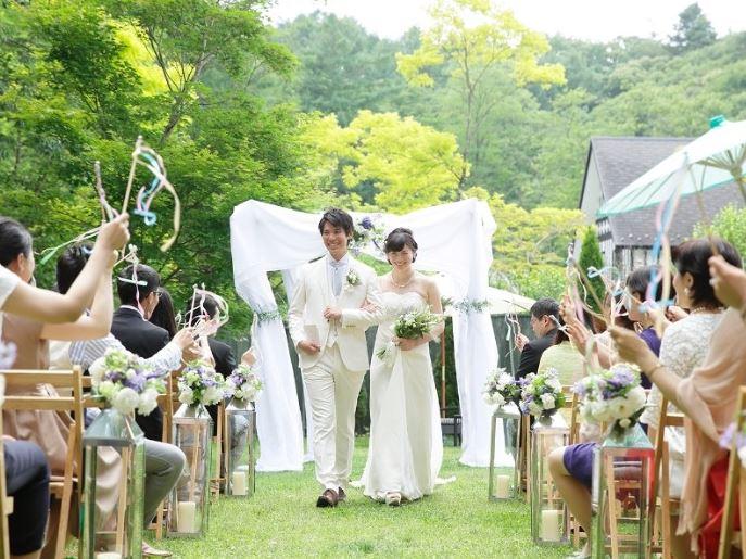 人前式による結婚式