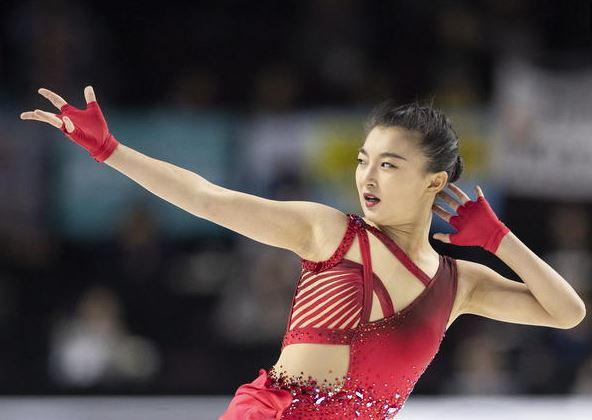 女子フィギュア選手の坂本花織