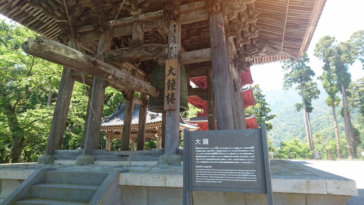 久遠寺 鐘