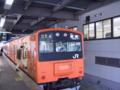 青梅線の201系