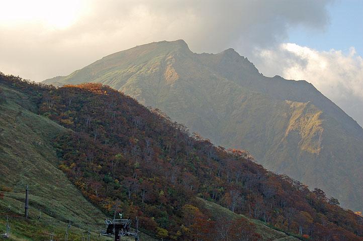 これが谷川岳,かな?