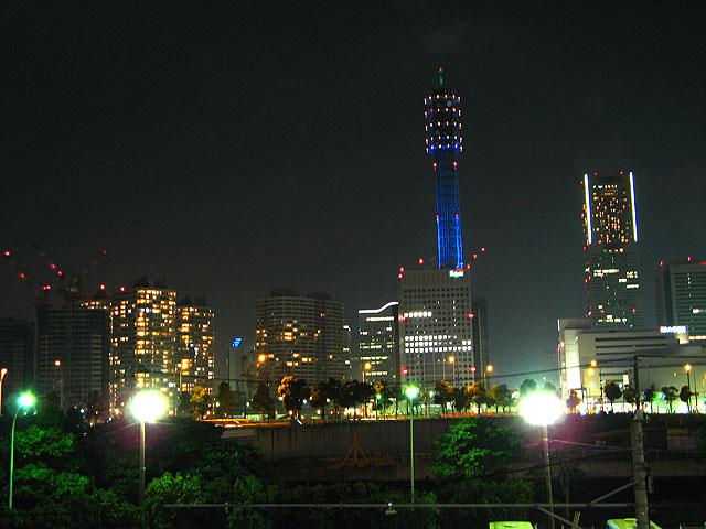 横浜そごうからの眺め