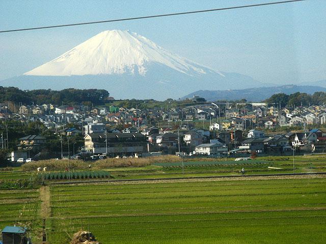 冠雪富士山(1)