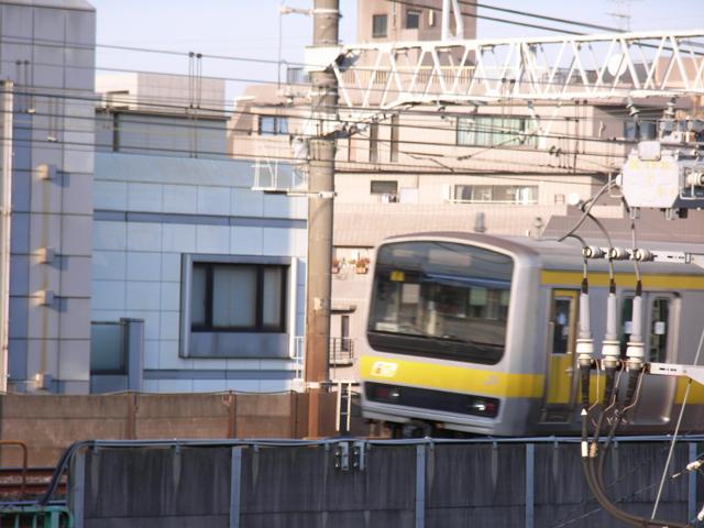 自宅で鉄道写真(1)