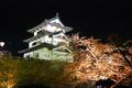 弘前城は結構小さい