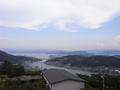 展望台から遠景−左