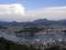 展望台から遠景−中
