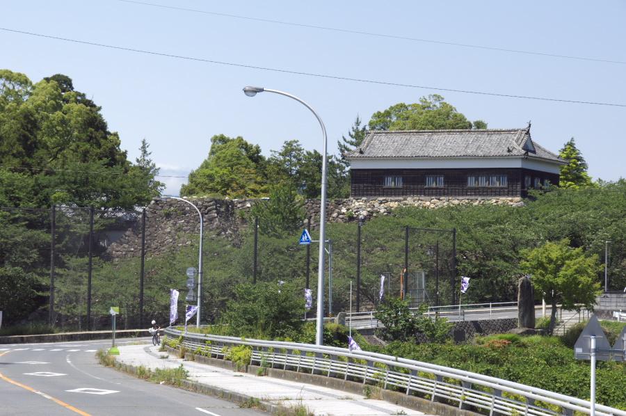 亀山城発見!