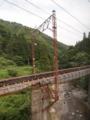 板谷峠通過中