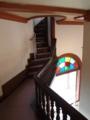階段だって曲線多用
