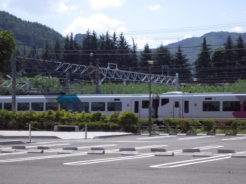 旧塩尻駅跡地