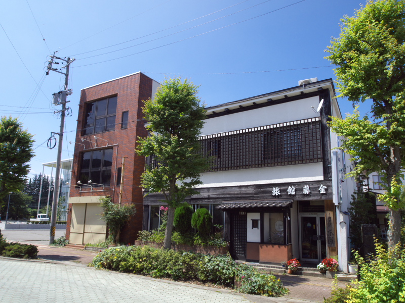 旧塩尻駅前旅館