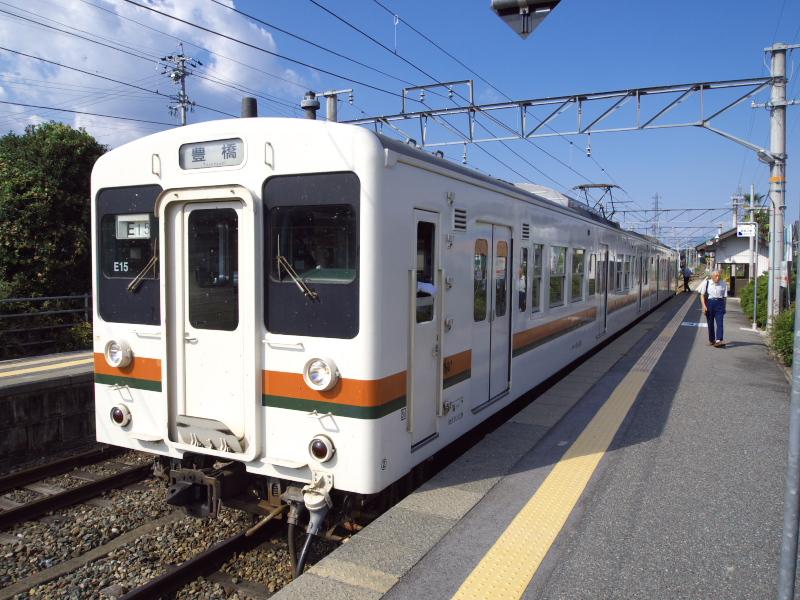 今となっては飯田線専用列車