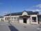 伊那八幡駅のモダン駅舎