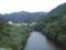 野岩鉄道から見る川治温泉