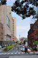 東大病院から見るスカイツリー