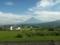 新幹線からくっきり富士山