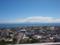 島原城から見える海