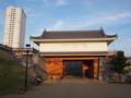 甲府城山手渡櫓門