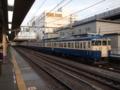 横須賀線色の115系がまだ現役