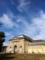 青空に、奈良国立博物館