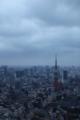 六本木ヒルズ 展望台 東京シティビュー 東京タワー 夜明け