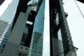 梅田 スカイビル 大阪 反射 新梅田シティ 構造体 巨大建築