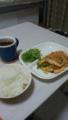 鶏のタラマヨ炒め