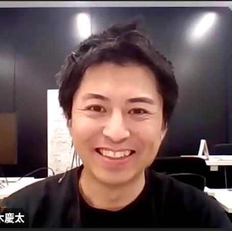 デジタルテクノロジー統括部 デジタルビジネス部 ビジネスグループ リードストラテジスト 佐々木 慶太の写真