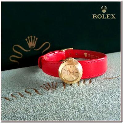 ROLEX(ロレックス)カメレオン ベゼルカット オリジナルボックスつき
