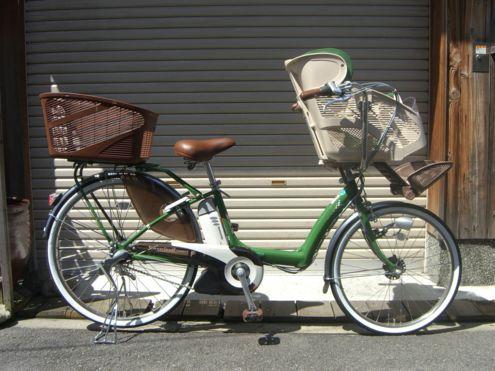 自転車の 三輪 自転車 電動 子供 : ノ 自転車 ブリジストン 自転車 ...