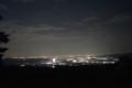 くりの木キャンプ場夜景