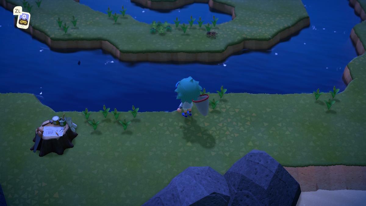 タランチュラ 島 の 作り方
