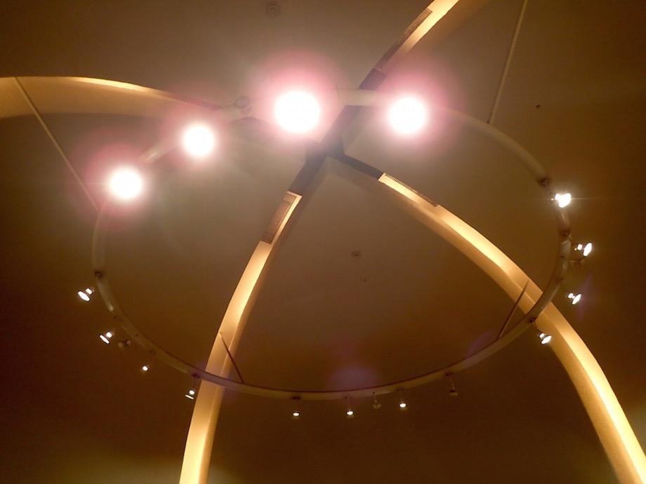 近江楽堂天井