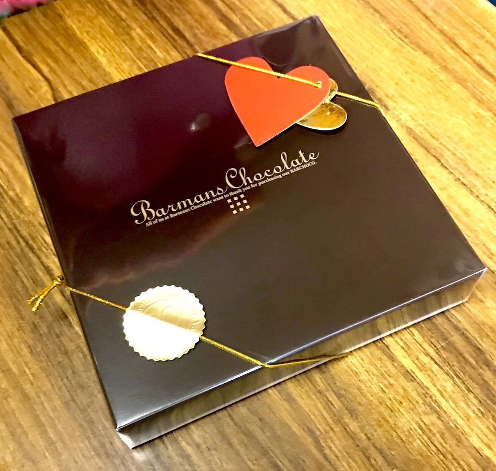ばバーマンズチョコレート