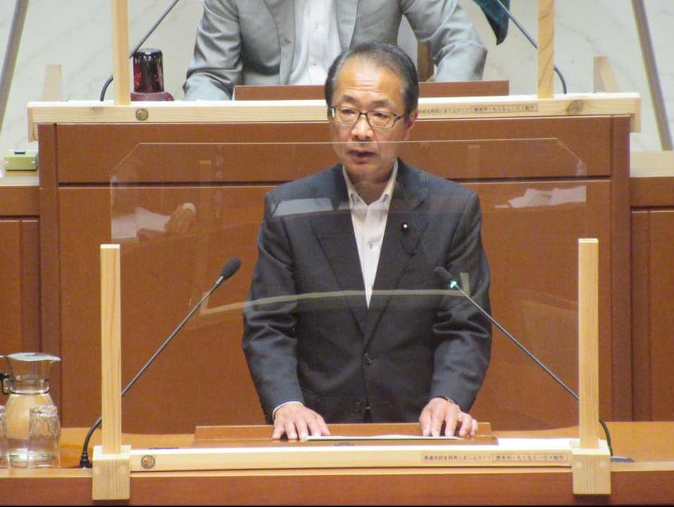 岸田清実 宮城県議会議員