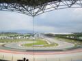 レース当日はもの凄いスコールで面白かったw
