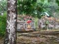 ラオスの世界遺産ワットプー(チン、、子孫繁栄の寺)
