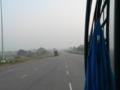 ベンガロールから、さっそく北へ。(怪しい夜行バスだったw