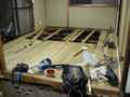 山小屋DIY