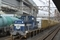 DD601号機牽引東京メトロ1138F