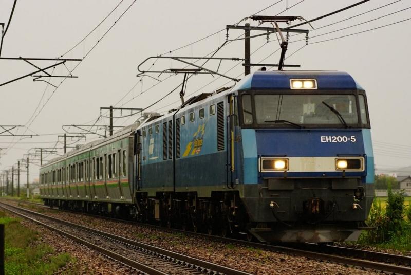 EH200-5+E721