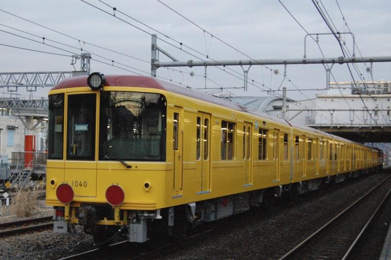 東京メトロ1140F