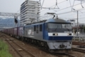 EF210-163号機牽引5052列車