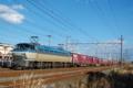 EF66 117号機牽引5075列車
