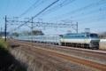 EF66 115号機牽引東京メトロ13117F