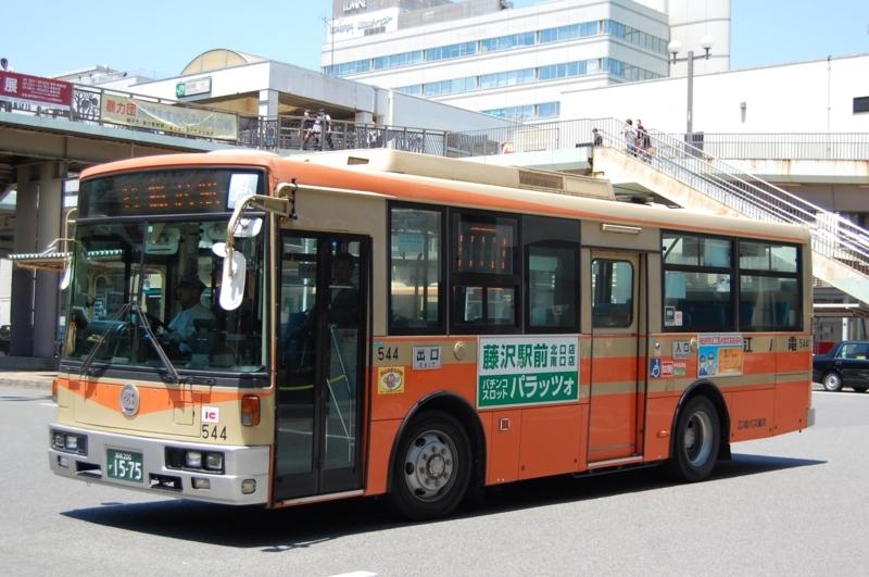 江ノ電バス富士新7E544号車